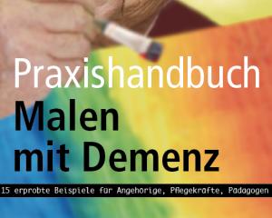 Buchprojekt Malen mit Demenz