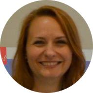 Jasmin Raschka, Leiterin <br>der Touristinformation