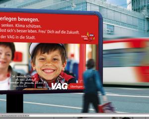 VAG Verkehrs AG, Markenkampagne