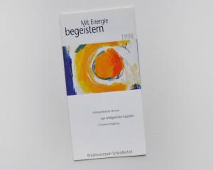 Schindlerhof Imagebroschüre