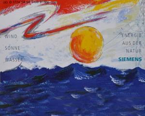 Kunst für SIEMENS