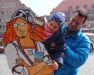 Albrecht Dürer begeistert für Nürnberg!