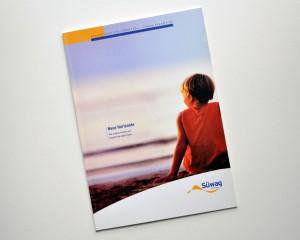 Geschäftsbericht SUEWAG AG