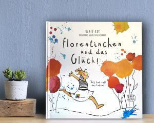 Kinderbuch – Florentinchen und das Glück